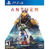 Anthem Ps4 [digital 1º] Jugás Con Tu Usuario - Utopic Games