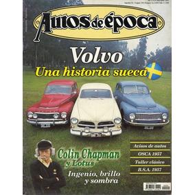 Autos De Época N°20 Volvo 444 Pv544 122s Colin Chapman Osca