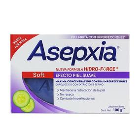 Jabón Asepxia Soft X100 Gr