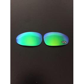 a2415c5789824 Juliet 24k Lente Verde Varejeira - Óculos De Sol no Mercado Livre Brasil