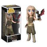 Figura Game Of Thrones Daenerys Rock Candy Original Funko