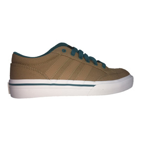 Tenis adidas Canvas Str Cafe Con Azul - 961