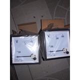 Voltimetros, Amperimetros Y Frecuencimetros 96x96 72x72