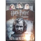 Harry Potter Y El Prisionero De Azkaban - Dvd Original Nuevo