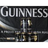 Cerveza Guinness Importada De Irlanda X 500 Cc