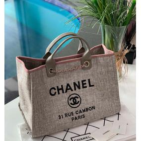 49636b582 Micro Bolsa Chanel - Bolsas Femininas Prateado no Mercado Livre Brasil