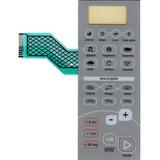 Membrana Teclado Microondas Brastemp Bmc20af Bmc 20af