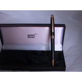 981cb62e8aa Caneta Montblanc Meisterstuck Unicef Signature 2009 Esferogr