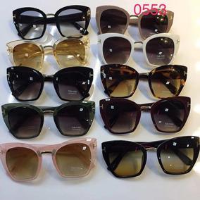f29578fa03f0c Oculo Vintage De Gatinho Puxado Sol Prada - Óculos no Mercado Livre ...