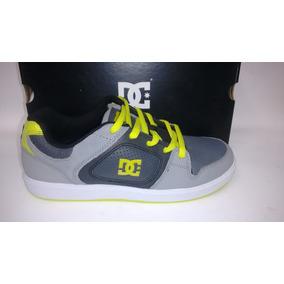Tênis Dc - Union (black/gray)
