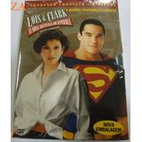 Box Original : Lois & Clark - 4ª Temporada Lacrado 6 Dvd