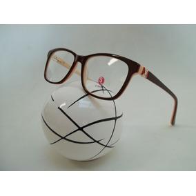 Velcro De Cor Bege Feminino Armacoes - Óculos no Mercado Livre Brasil 7ef15eee30