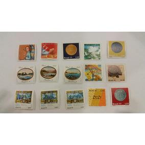Selos Novos Decadas 70 E 80
