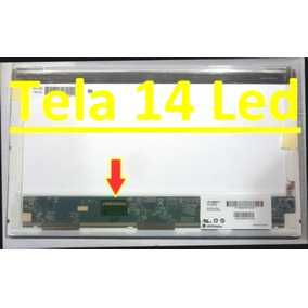 Tela Led 14.0 - Notebook Lenovo Thinkpad Edge E40 0578 5pc