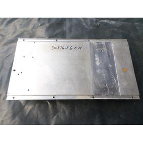 Dissipador De Calor Aluminio 30 X 16 X 6 Cmm