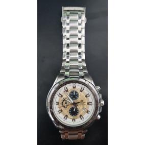 9d616017655 Relogio Casio Edifice Chronograph Wr100m - Relógio Casio Masculino ...