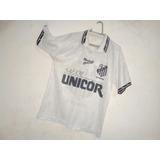 cbca01b984 Camisa Santos 1996 G no Mercado Livre Brasil