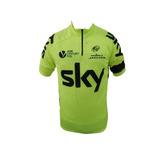 Conjunto De Ciclismo Masculino Camisa E Bermuda Tm M