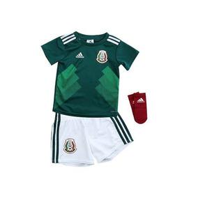 Kit Bebe adidas Seleccion De México 100%original Bq4690 67f89f5d5be93