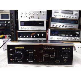 Amplificador Gradiente Lab 70 Original Cygnus Polyvox Quasar