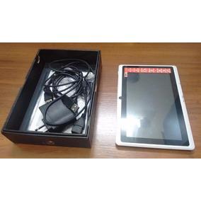 Tablet Bak Ibak-7200cap 7 Android 4.0 Branco (ler Anúncio!)