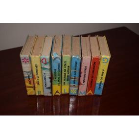 9 Livros Antigos Infantis - Coleção Madrigal - Editora Scala