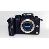 Camara Digital Lumix Dmc-g1 (inv 348)