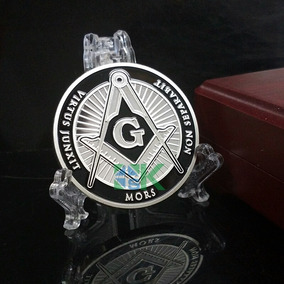 Moeda Poker Guard - Maçonaria! Novos Modelos!
