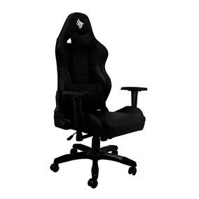 Cadeira Pichau Gaming Fantail Preta, By-8179-preto