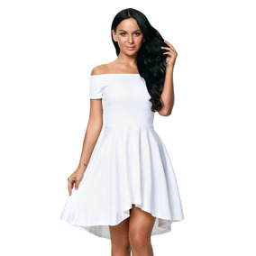 Vestidos blanco para bautizo de mujer
