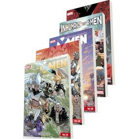 Cómic, Marvel, Pack X-men Vs Inhumanos. Ovni Press