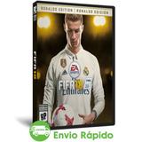 Fifa 18 Pc Português Jornada Hunter Ronaldo Mídia Física