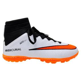 5168e0b897 Chuteira Nike Mercurial Superfly Laranja Feminino - Chuteiras no ...