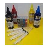 T252 Refillable Xl Pigment Compatible Wf 3640 3630 7610 7620
