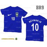 Camisetas Da Seleção Brasileira Atacado no Mercado Livre Brasil fb7e2260842f9