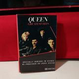 Queen (no Prince Metallica Nirvana) Greatest Hits Cassette