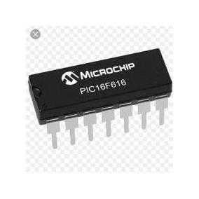 Pic16f616 16f616 2k5 / 3k3 / 4k5 Original Stetsom Programado