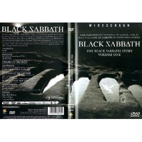 02 Dvds - The Black Sabbath History - Frete Grátis.