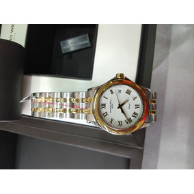 Reloj Raymond Weil Geneve Tango Acero Pulido Y Chapa De Oro
