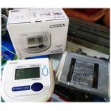 Medidor-tensiometro Brazo Citizen-presión-automátic-digital