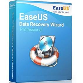 Easeus Data Recovery Wizard Edition 12.0 (novo) 2018