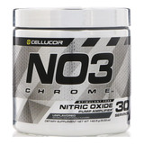 No3 Chrome Pó 30 Doses Óxido Nítrico Vasodilatador Cellucor