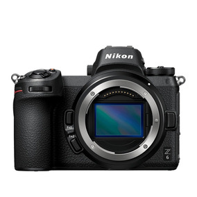 Camara Mirrorless Nikon Z6 Cuerpo 24.5mp 4k Garantia Oficial