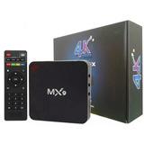 Tv Box 4k Transforme Sua Tv Em Smart