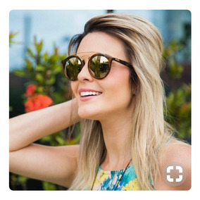 d8421ab40771e Oculos De Sol Chiques - Óculos De Sol no Mercado Livre Brasil