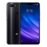 Celular Xiaomi Mi 8 Mi8 Lite 6gb 128gb + Capinha E Película