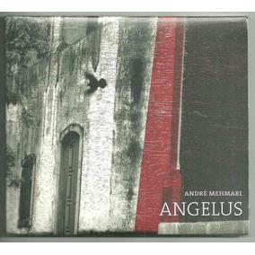 Cd André Mehmari Angelus Música De Câmara Digipack Lacrado