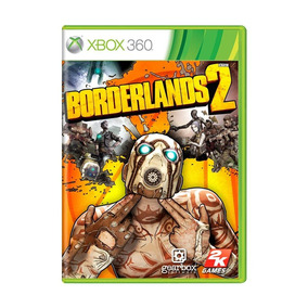 Borderlands 2 Xbox 360 Mídia Física + Pôster Brinde