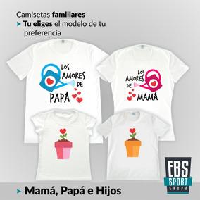 Camisetas Mama E Hijo - Ropa y Accesorios en Mercado Libre Colombia 2c254ef9adb0a