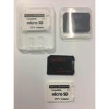 Adaptador Memoria Micro Sd Ps Vita Sd2vita Hasta 3.68 Juegos